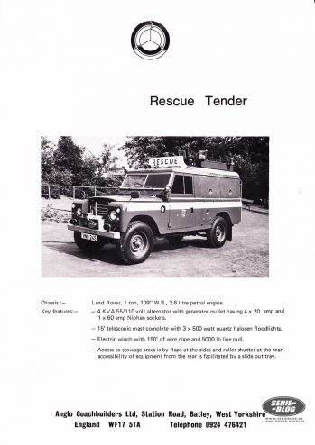Anglo Coachbuilder 1978